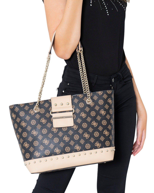 Guess Women's Handbag Various Colours 305629 - brown UNICA