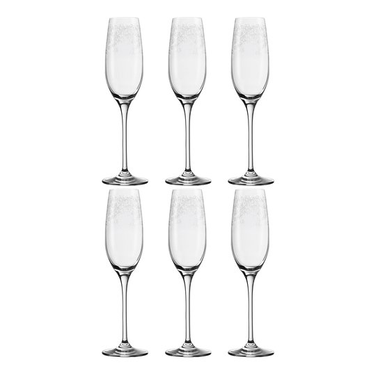 Leonardo - Chateau Champagneglas 20 cl 6-pack