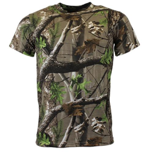 Game Camouflage Short Sleeve T-Shirt - TREK105 - S