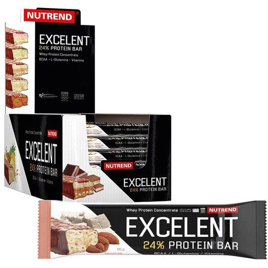 "Hel Låda Proteinbars ""Marzipan & Almonds"" 18 x 85g - 57% rabatt"