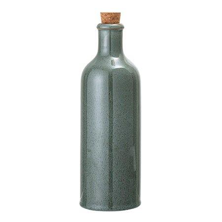 Flaske Med Kork Pixie H25 cm