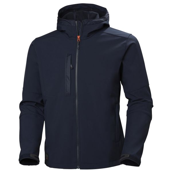 Helly Hansen Workwear Kensington Softshelljacka marinblå S