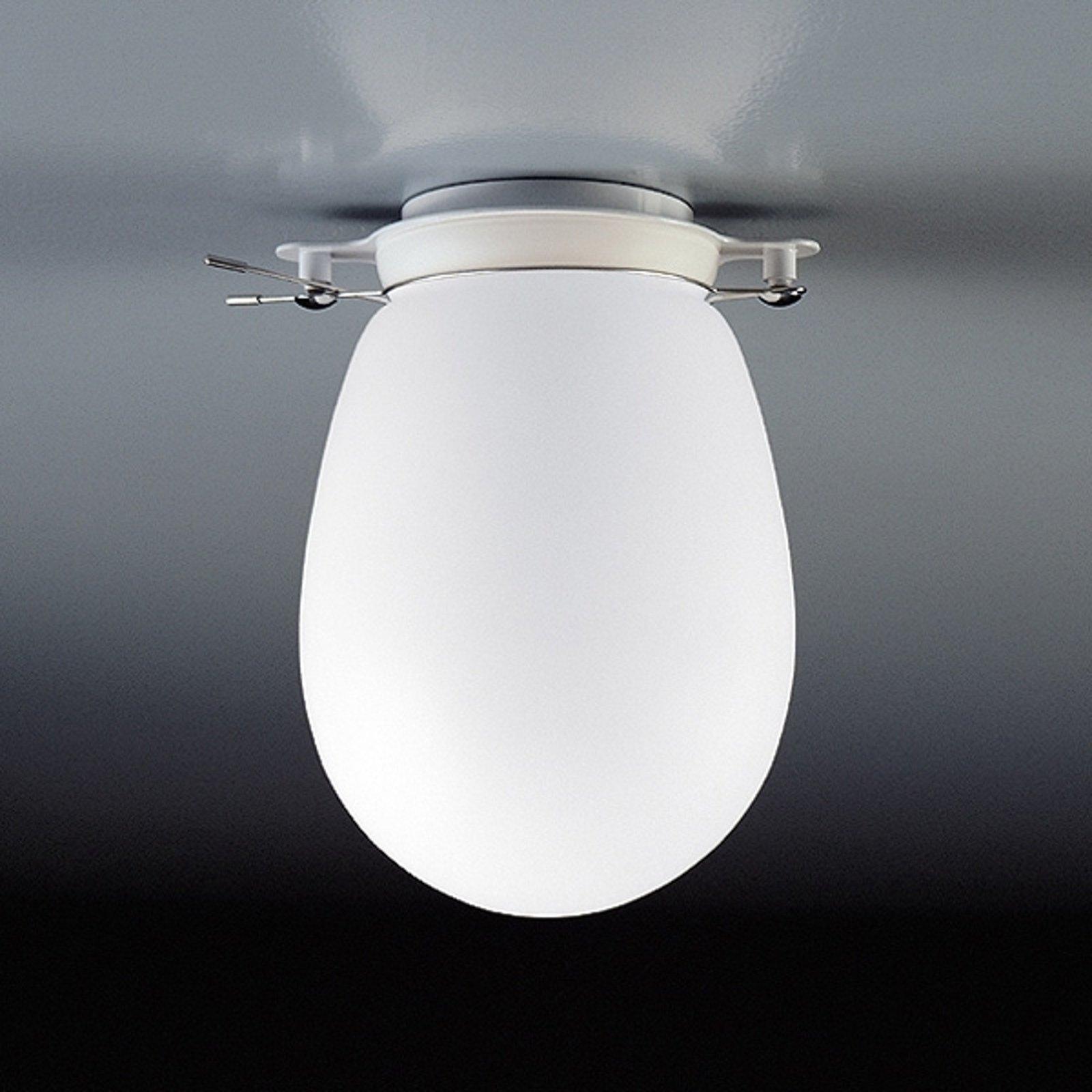 Bano taklampe med opalglass