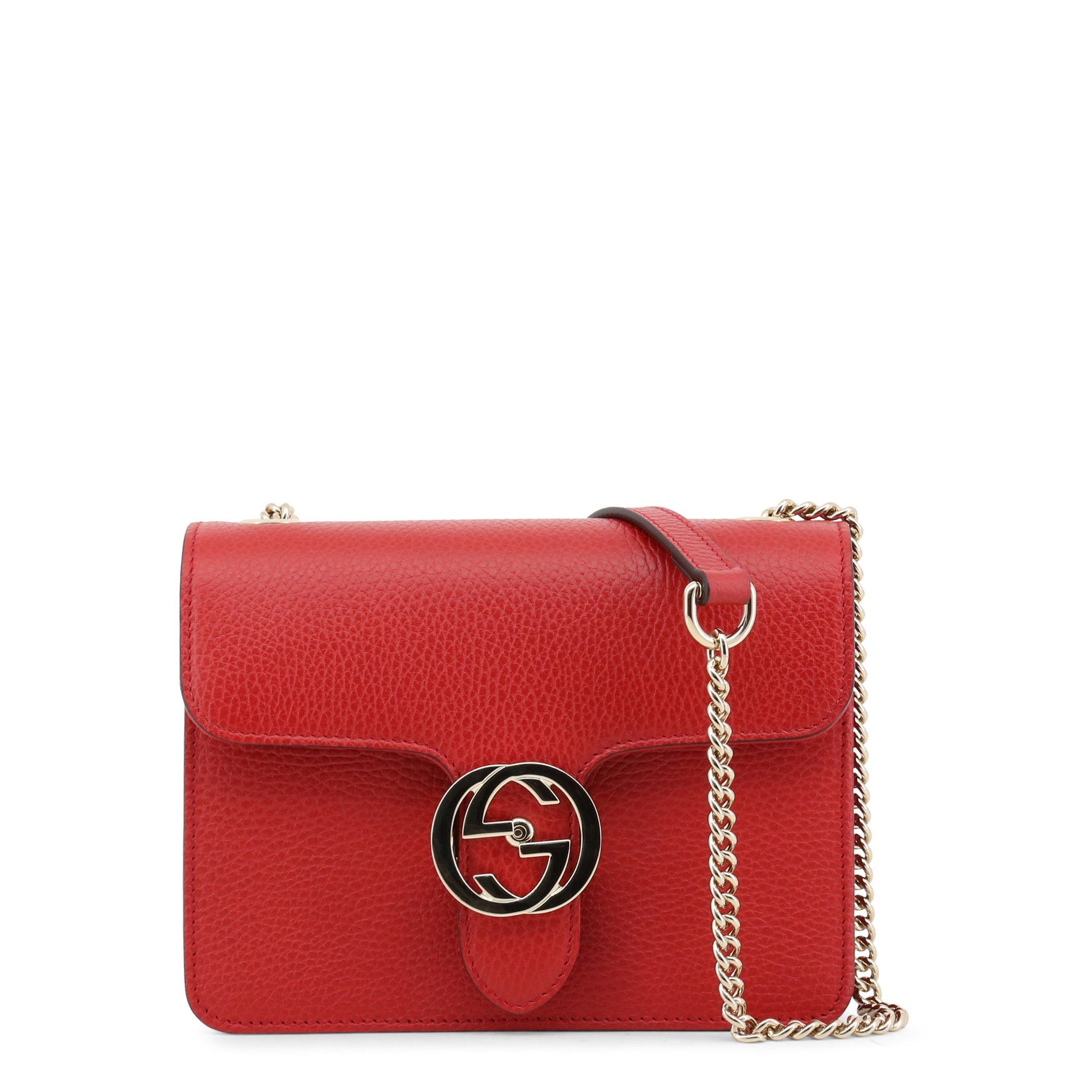Gucci Women's Crossbody Bag Various Colours 510304_CA00G - red NOSIZE