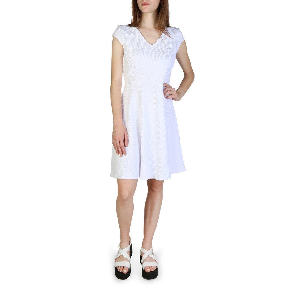 Armani Exchange Women's Dress White 3ZYA76YJF3Z1100 - white S