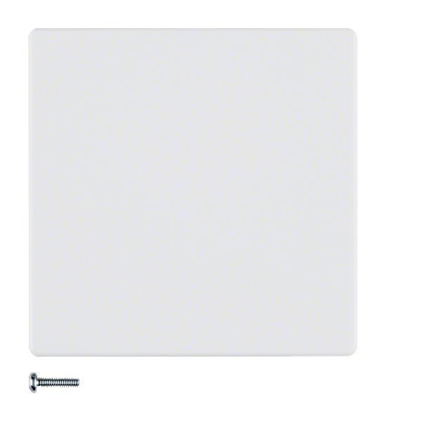 Hager 85141129 Painike Q.1, valkoinen