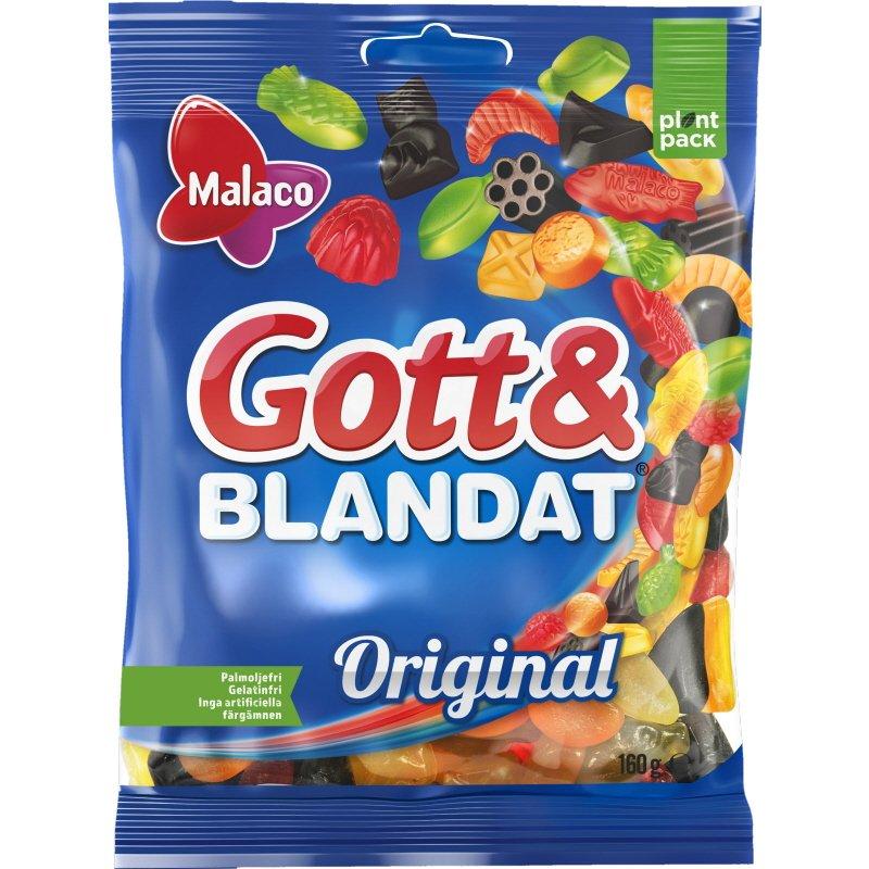 Gott & Blandat Original - 7% rabatt