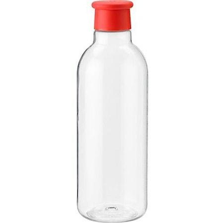DRINK-IT Vattenflaska warm red 0.75 L