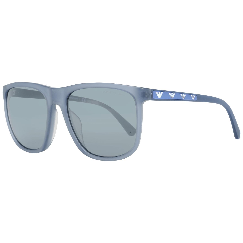Emporio Armani Men's Sunglasses Blue EA4124F 5757236G