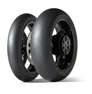 Dunlop Sportmax GP Racer D212 Slick ( 120/70 R17 TL kumiseos keski, NHS, Variante M, etupyörä )