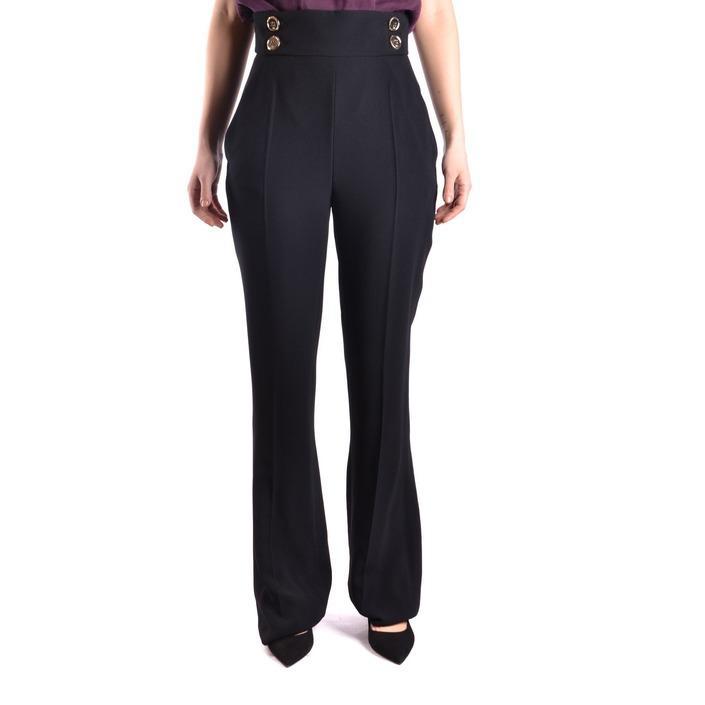 Elisabetta Franchi Women's Trouser Black 161247 - black 42