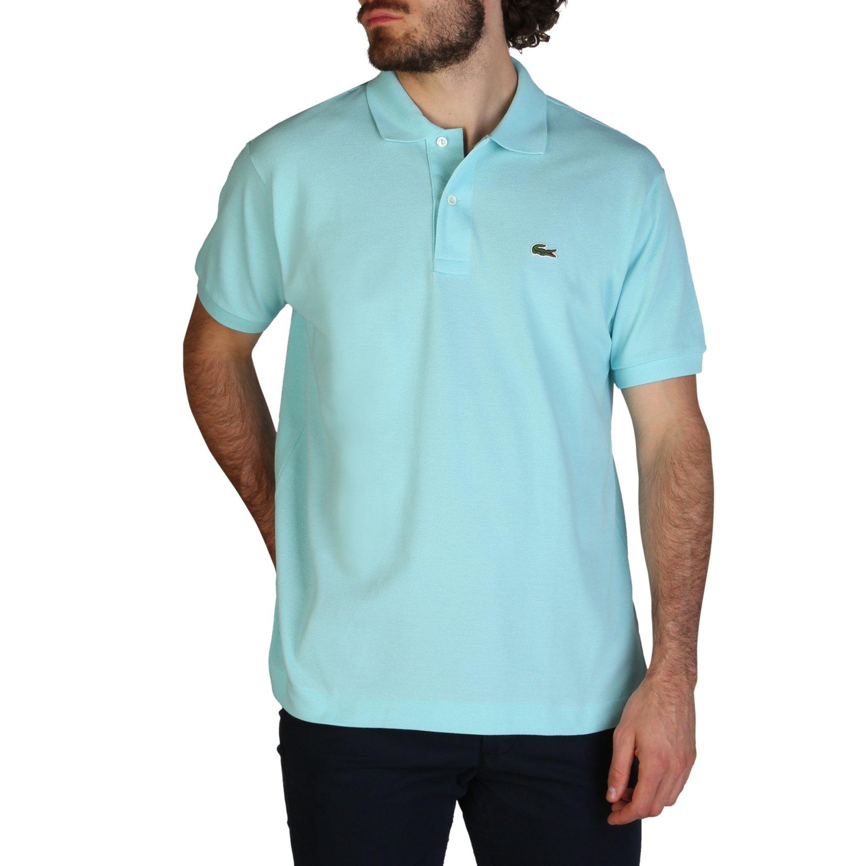 Lacoste Men's Polo Shirt Various Colours L1212_REGULAR - blue-1 S