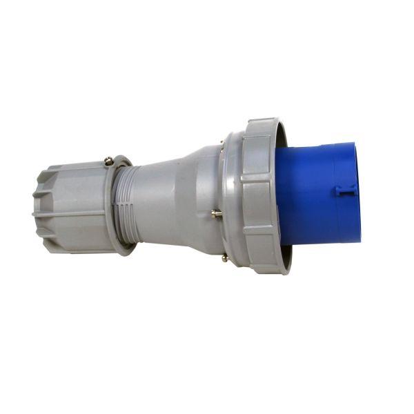 Garo PV 463-9 S Pistotulppa IP67, 5-napainen 63A 230V, Sininen, 9 h