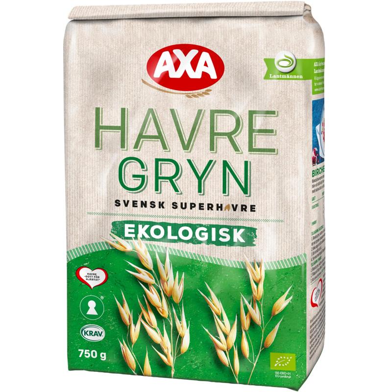 Eko Havregryn - 32% rabatt