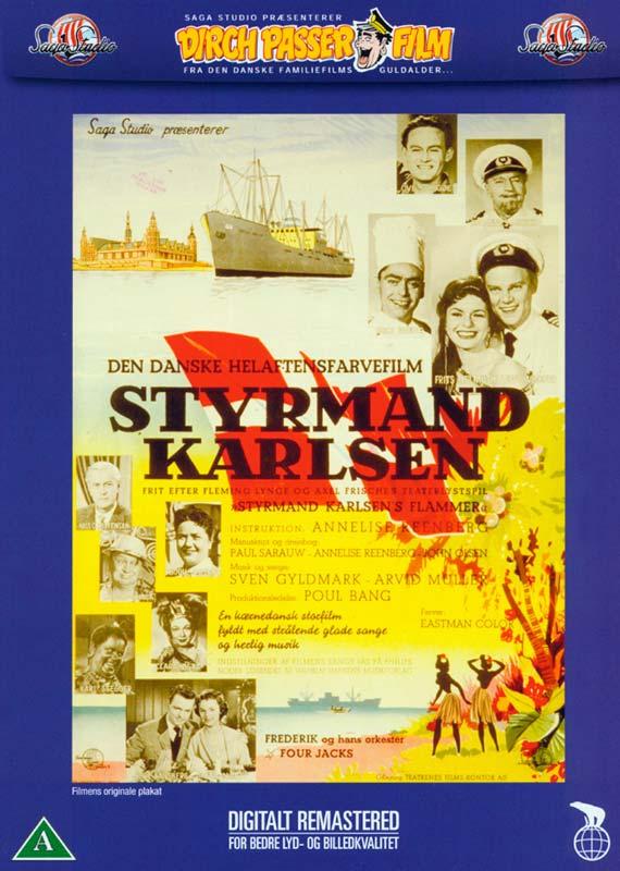 Styrmand Karlsen - DVD