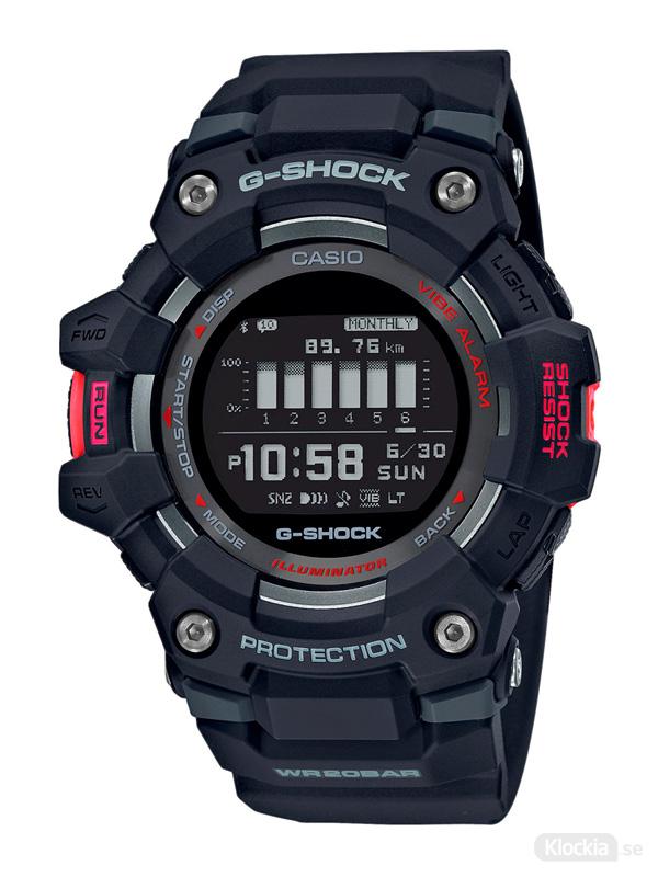 Herrklocka CASIO G-Shock G-Squad GBD-100-1ER