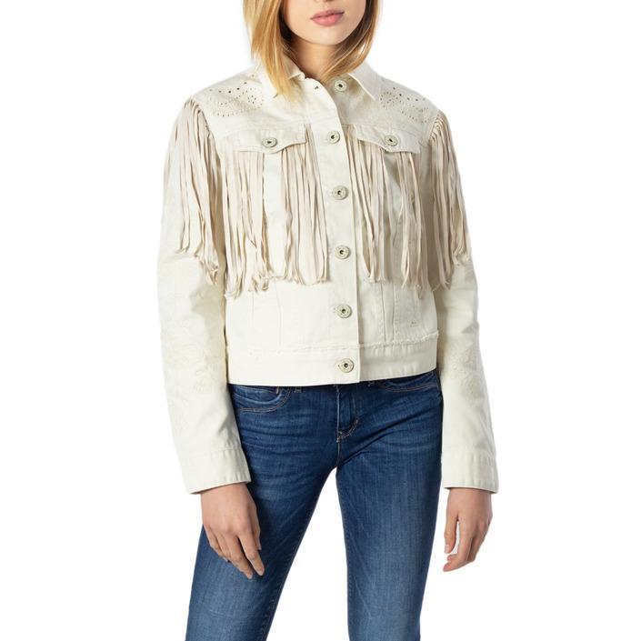 Desigual Women's Blazer White 170146 - white 38