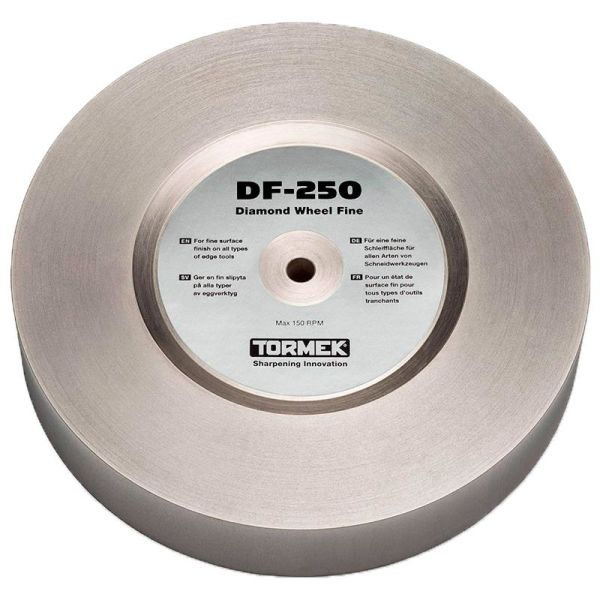 Tormek DF-250 Diamond Wheel Fine Slipeskive 250 mm 600 korn