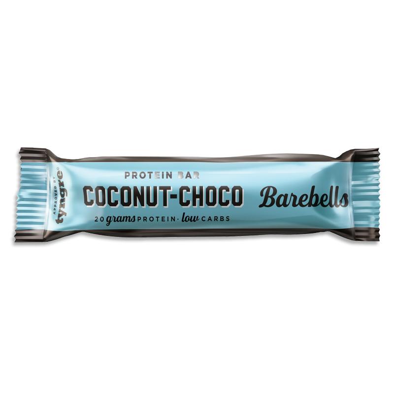 Proteinbar Coconut-Choco 55g - 28% rabatt