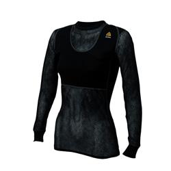 Aclima W's Woolnet Crew Neck Shirt