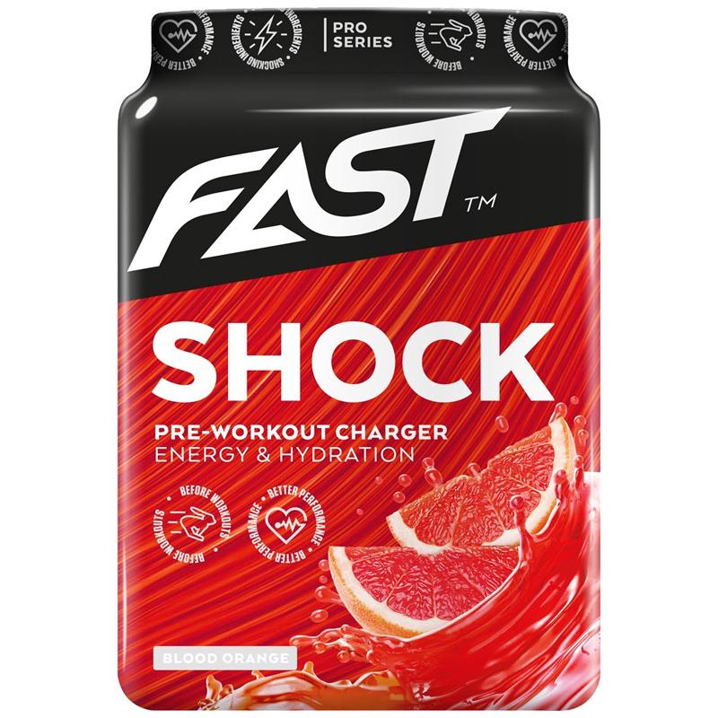 Kosttillskott Shock Blood Orange - 80% rabatt