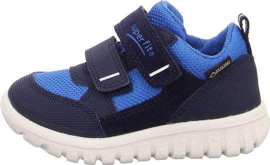 Superfit Sport7 Mini Sneaker, Blue 29