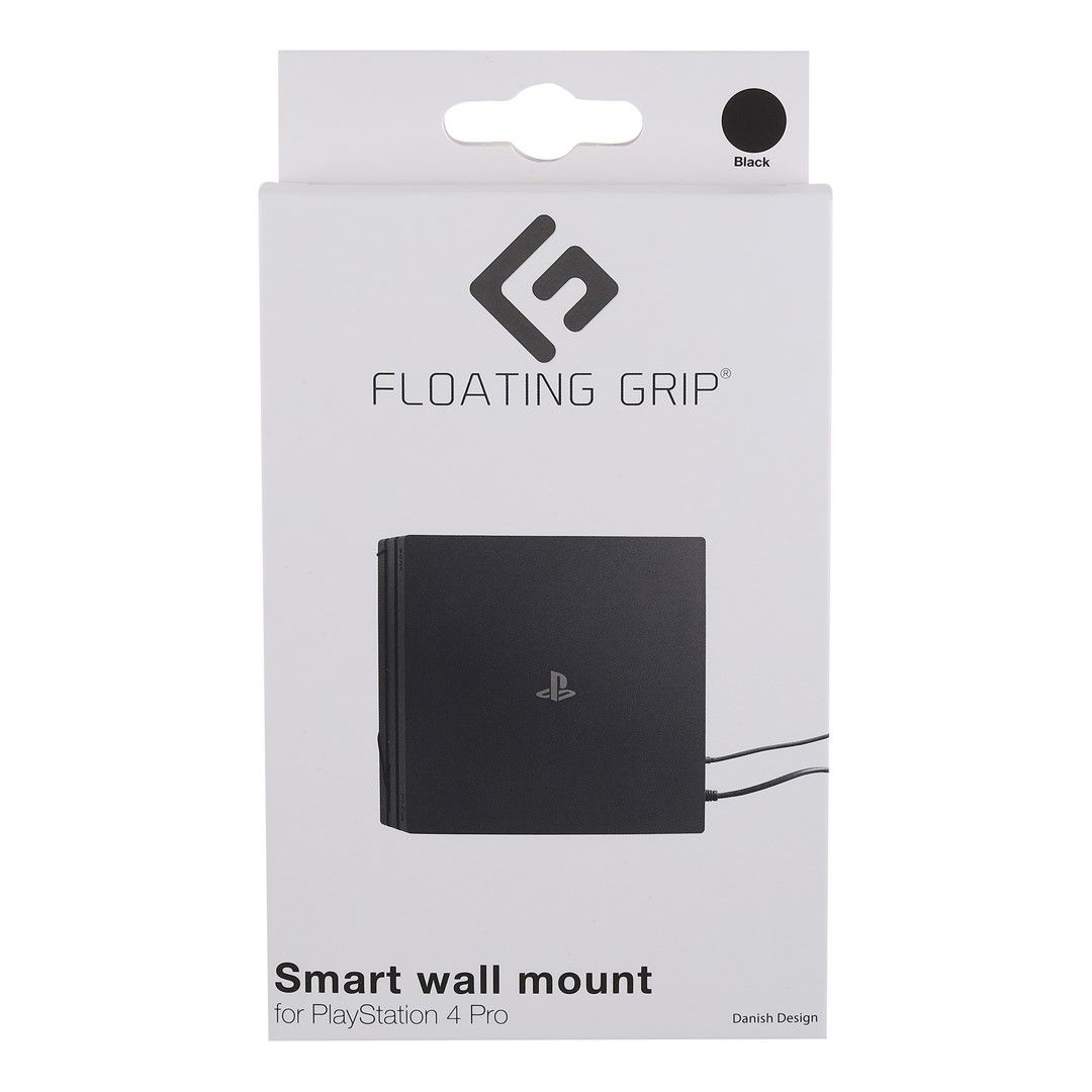 Floating Grip Playstation 4 PRO Wall Mount