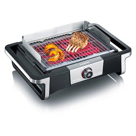 SENOA Digitalboost Elektrisk grill 3000 W