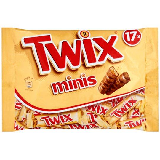 Twix Minis - 22% rabatt