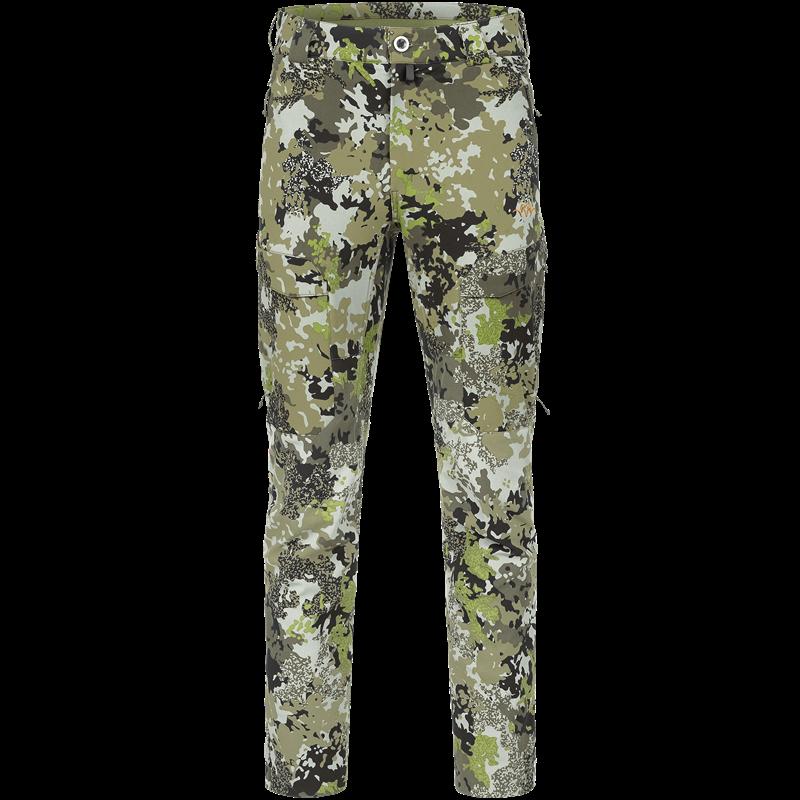 Blaser Men's Charger Pants 52 Camo Vanntett og vindtett jaktbukse