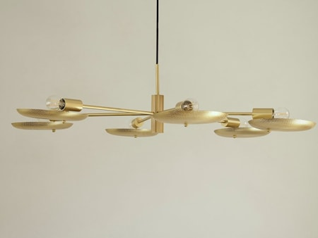 Papillion Lampa Perforated