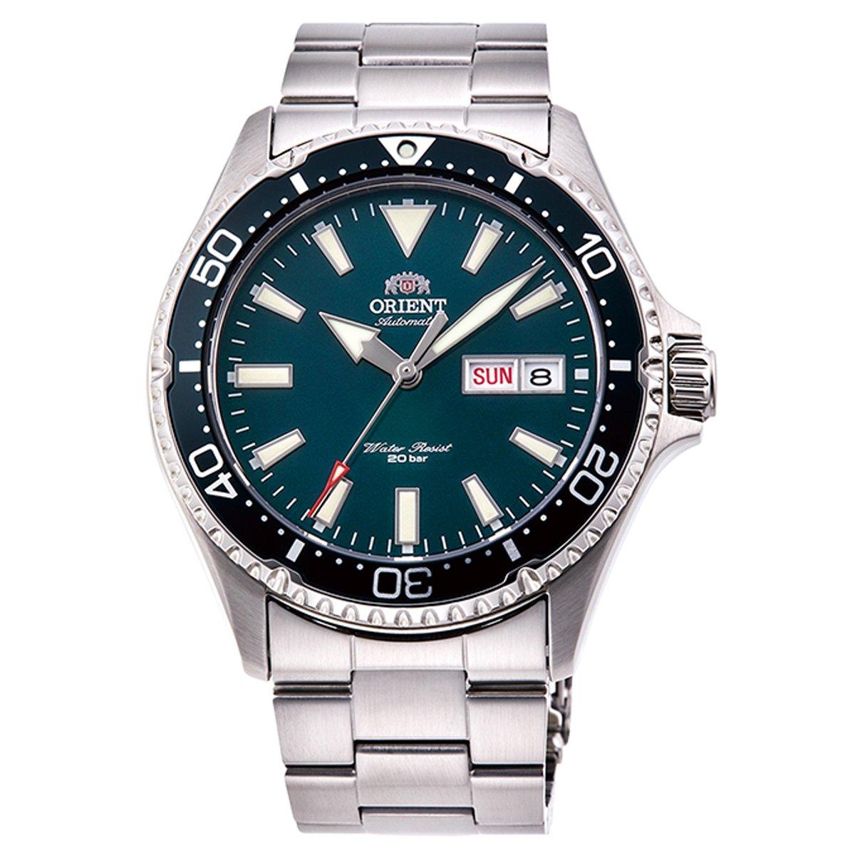 Orient Men's Watch Silver RA-AA0004E19B
