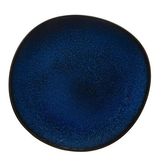 Villeroy & Boch - Lave Bleu Tallrik flat 23 cm