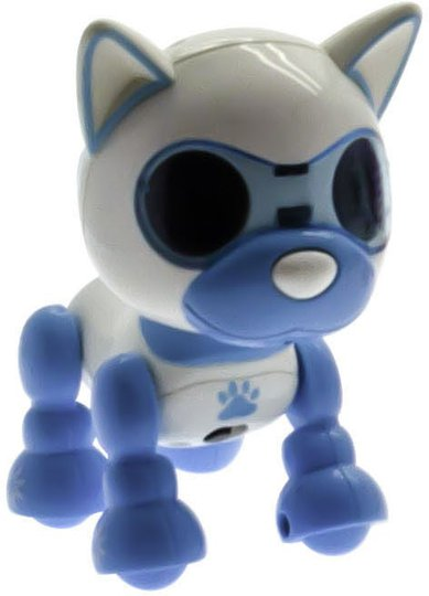 Gear4Play Mini Intelligent Hundevalp, Blå