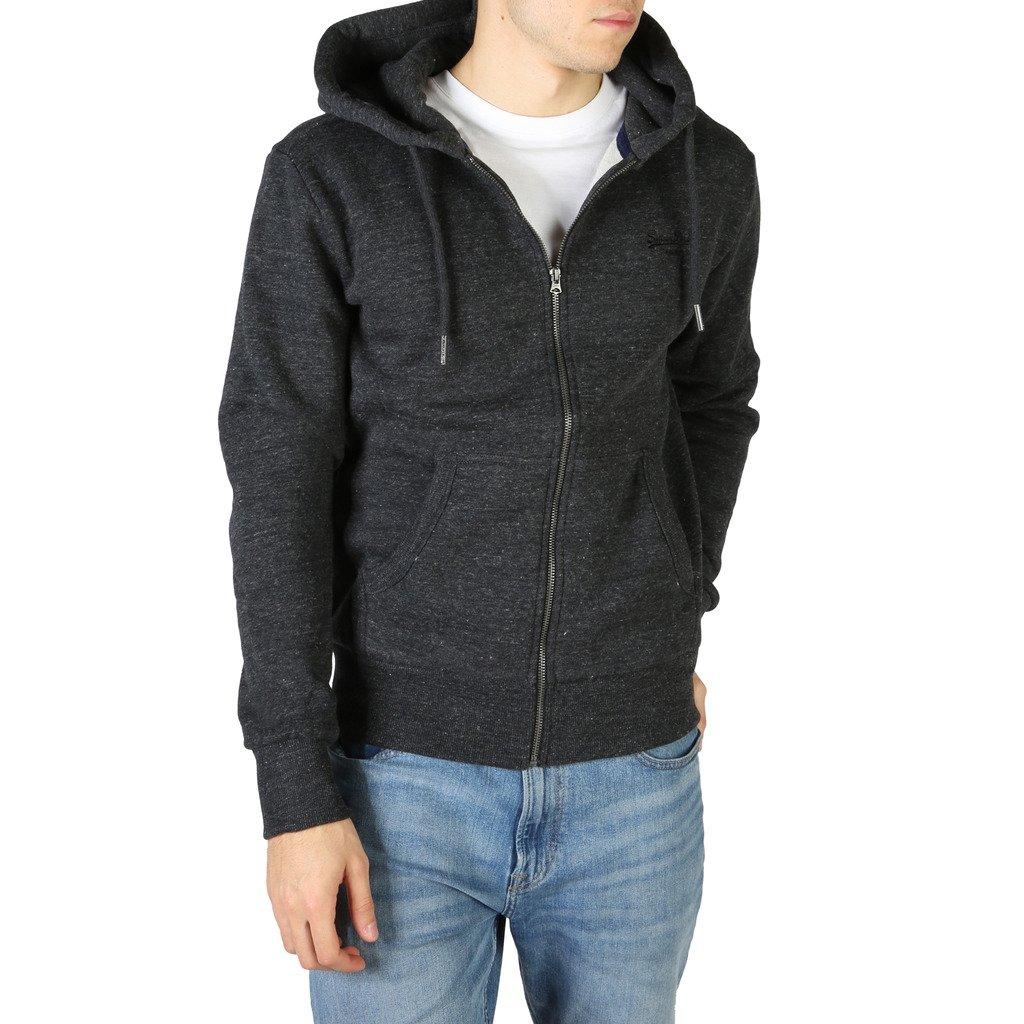 Superdry Men's Sweatshirt Various Colours M2010227A - grey S