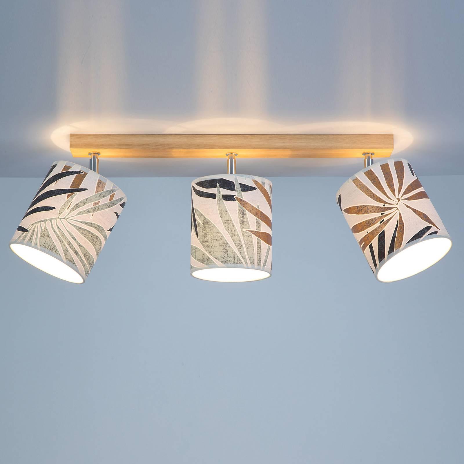 Kattospotti Jaro, kuviollinen, 3-lamppuinen