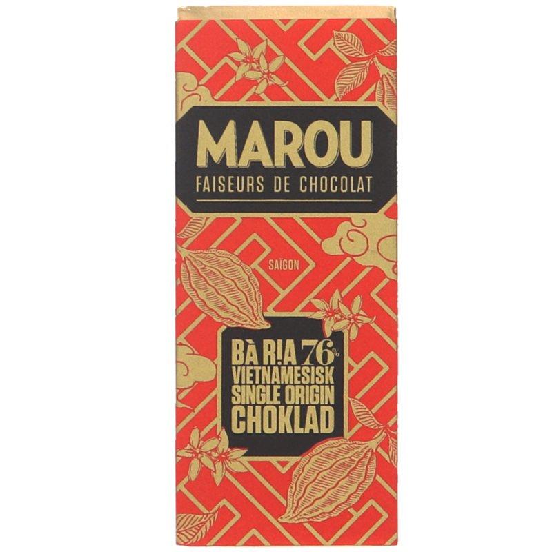 Mörk Choklad 76% - 34% rabatt
