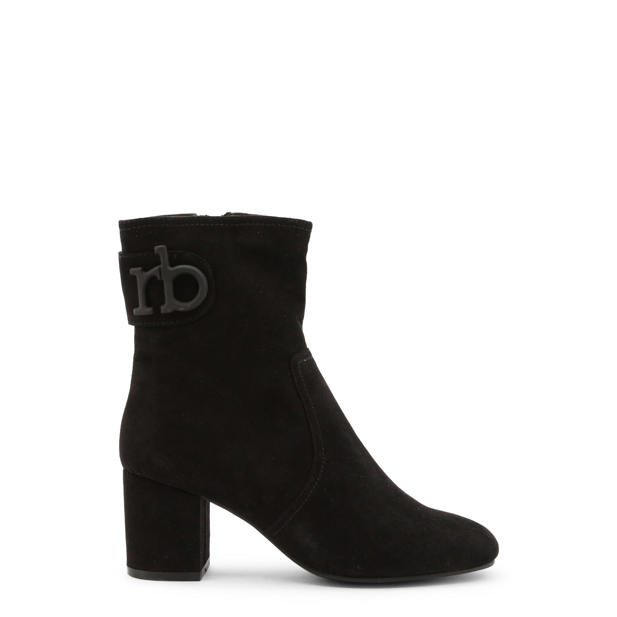 Roccobarocco Women's Ankle Boot Various Colours RBSC1J301STD - black EU 37