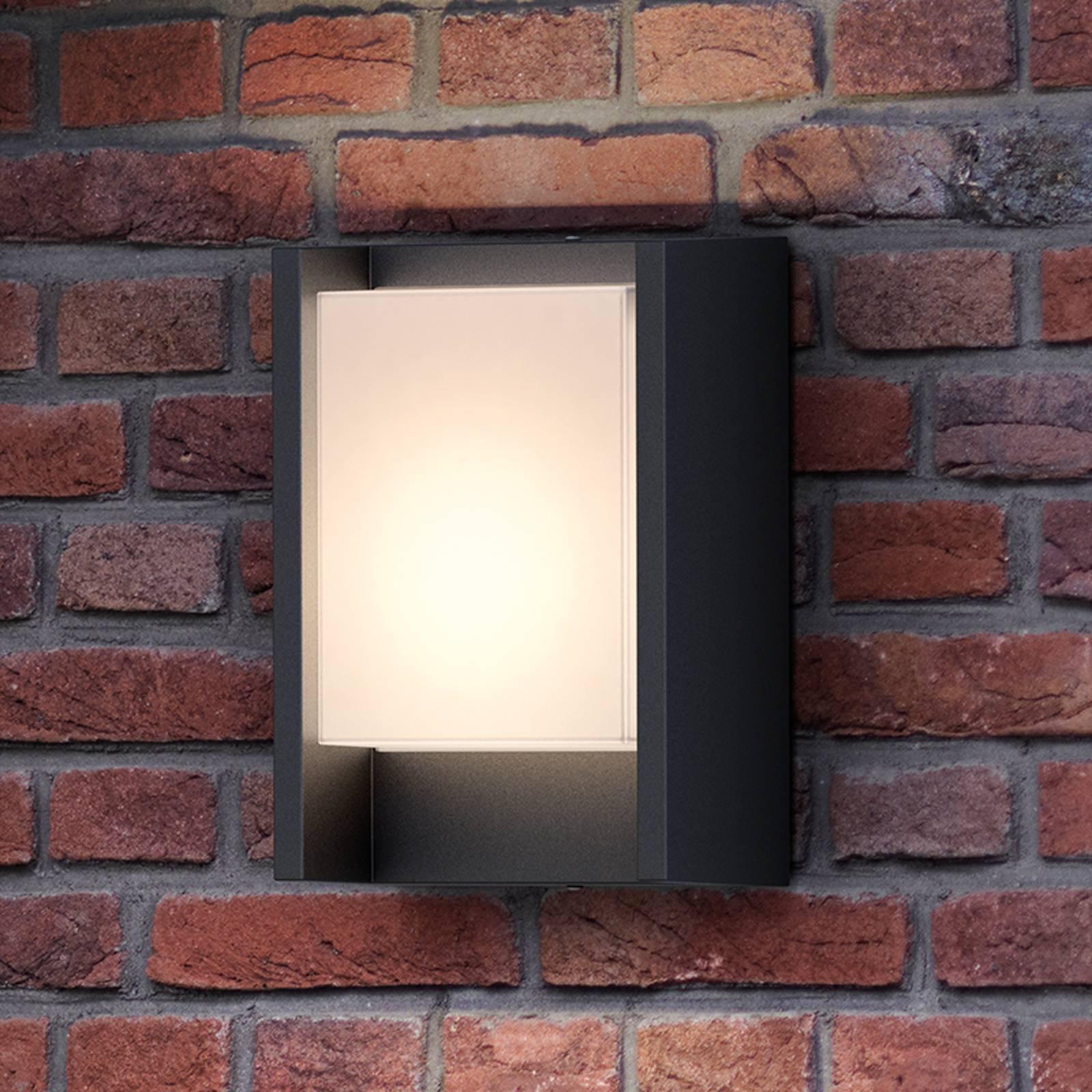 Philips Robin LED-utendørs vegglampe, 1-lk.