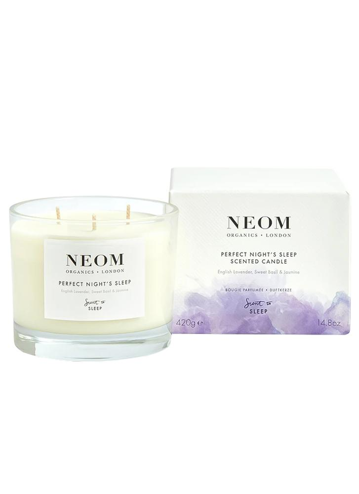 Neom Perfect Night's Sleep Scented Candle (3 Wicks)