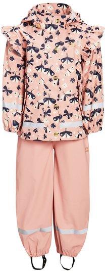 Petite Chérie Claire Regnsett, Butterfly Pink, 80