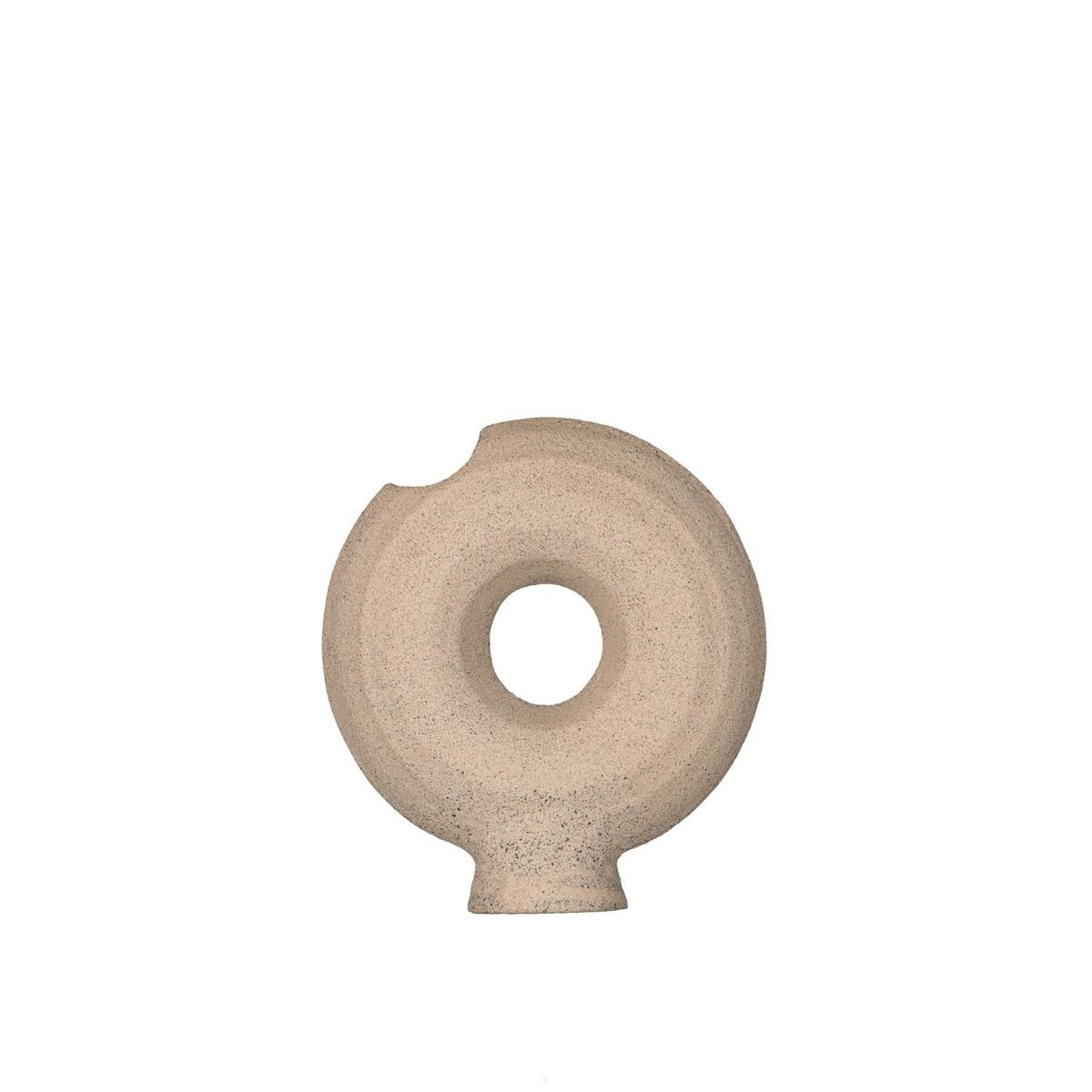 ANNA WADLE Vas Ring Alma Mini Sand