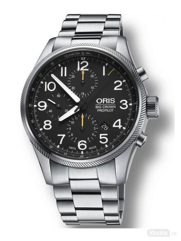 ORIS Big Crown ProPilot Chronograph 774-7699-4134-07-8-22-19