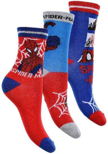 Marvel Spider-Man Sokker 3-pack, 23-26