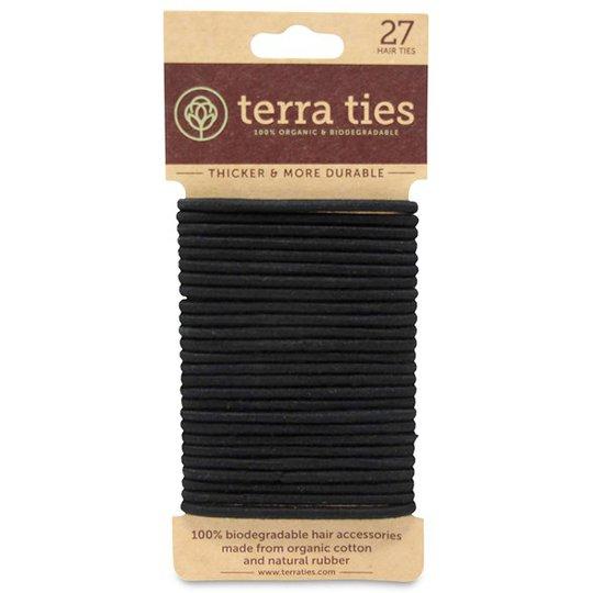 Terra Ties Miljövänliga Hårsnoddar, 27 st