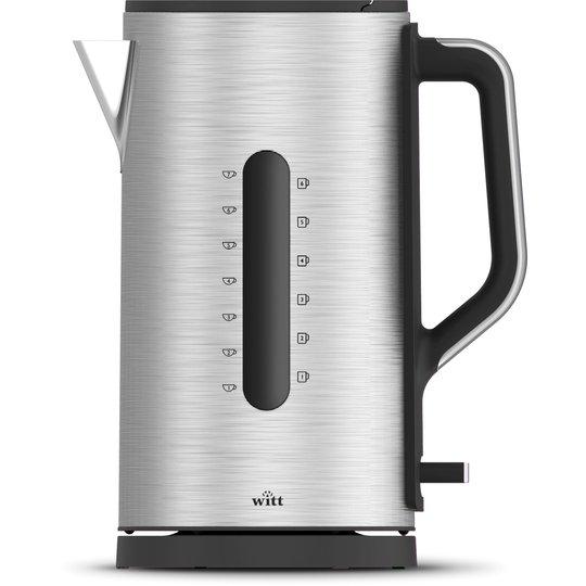 Witt Premium vattenkokare 1,7 liter Rostfritt stål