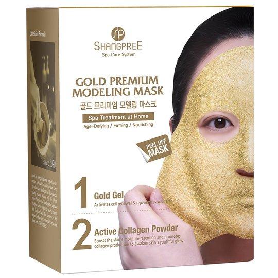 Gold Premium Modeling Mask, Shangpree K-Beauty
