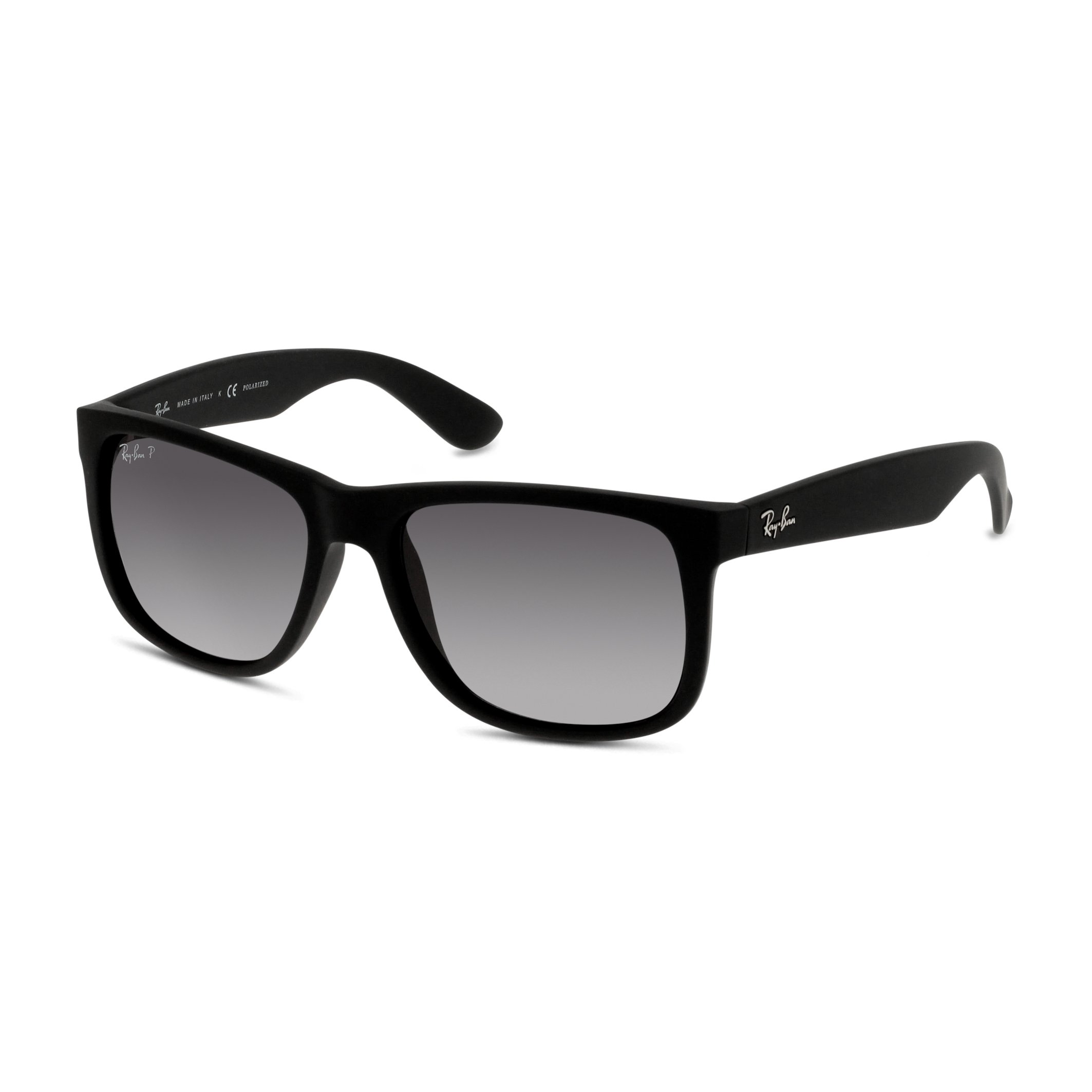 Ray-Ban Unisex Sunglasses Black 0RB4165F - black-4 NOSIZE