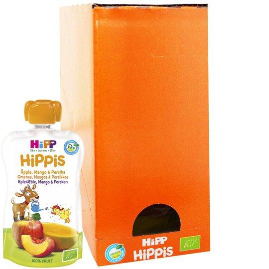 Barnmat Äpple, Mango & Persika 6-pack - 24% rabatt
