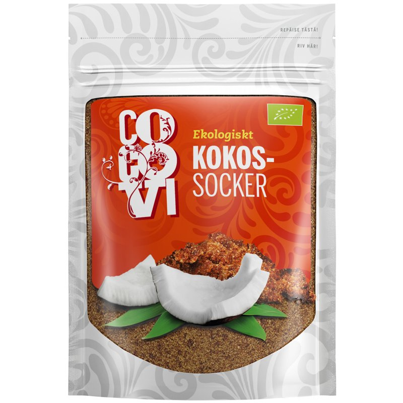 Eko Kokossocker 190g - 41% rabatt
